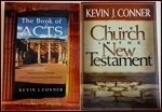 Kevin Conner New Testament Church Package