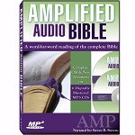 Amplified Audio Bible On 6 MP3 CDs Old And New Testament