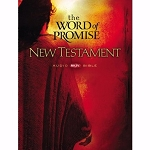Audiobook NKJV Word Of Promise New Testament Audio Bible 20 CD Set