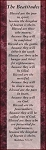 Beatitudes - Bookmark (Matthew 5:3-10 KJV) (25-PKG)