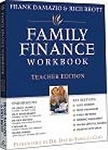Family Finance Workbook Teacher Edition