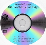 The God-Kind of Faith Single CD