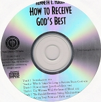 How To Receive God's Best Single CD