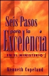 Seis Pasos para la Excelencia (Six Steps for Excellence in Ministry)