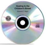 Healing is the Children's Bread Single CD