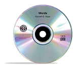 Words Single CD