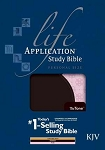KJV Life Application Personal Size Study Bible
