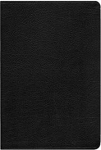 KJV Life In The Spirit Study Bible Genuine Black Leather