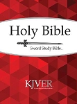 KJVer Sword Study Bible Personal Size/Large Print Softcover