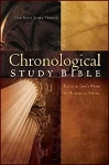 NKJV Chronological Study Bible-Hardcover