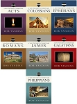 Bob Yandian New Testament Commentary Collection- 7 Books