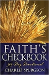 Faith's Checkbook: A 365-Day Devotional