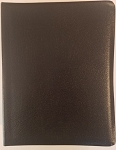 Dake Annotated Reference Bible New King James Version Bonded Black Leather