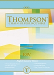 ESV Thompson Chain Reference Bible Hardcover
