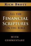 All The Financial Scriptures In Bible w/Commentary