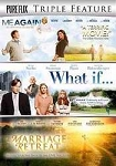 Triple Feature - Marriage Retreat / What If? / Me Again