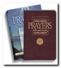 Prayers That Avail Much 25th Anniversary Leather Edition