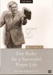 Five Rules for a Successful Prayer Life DVD