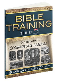 Old Testament Courageous Leaders: Bible Training Series Vol. 4