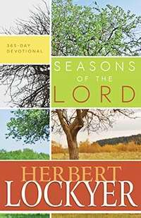 Seasons Of The Lord (365-Day Devotional)