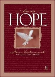 NKJV Here's Hope New Testament-Softcover (Box of 48)