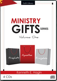 Ministry Gifts Vol. 1 CD Series