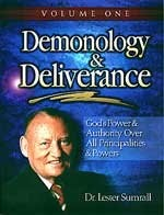 Demonology and Deliverance Vol. 1 Study Guide & CD Set