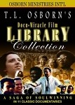 Osborn's Docu-Miarcle Library Collection- DVDs