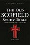 KJV Old Scofield Study Bible Large Print Hardcover