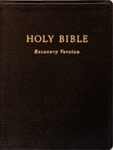 Holy Bible Recovery Version, Hardback, Black