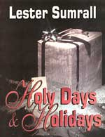 Holy Days & Holidays - Study Guide