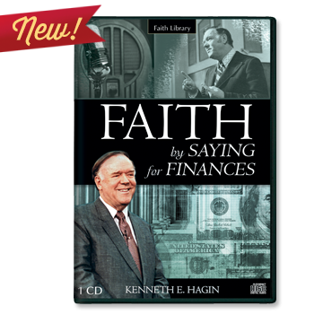 Faith by Saying for Finances CD