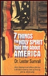 Seven Things the Holy Spirit Told Me About America MP3