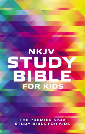 NKJV Study Bible for Kids Softcover