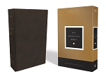 KJV Preaching Bible (Comfort Print)-Genuine Leather