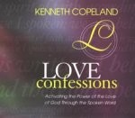 Love Confessions CD & Booklet