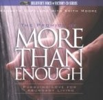The Promise of More Than Enough CD